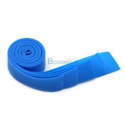 สายรัดทูนิเก้ ม้วนยางยืด Tourniquets สีฟ้า แพ็ค 50 ชิ้น