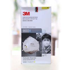 หน้ากากอนามัยสำหรับเด็ก N90 3M 9003V 1 ชิ้น