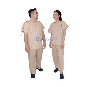 MT0503-CR-ชุดผู้ป่วยสีครีม-เปิดบ่า-เปิดข้าง-กางเกงเอวหูรูด_01-300x300 ชุดผู้ป่วยสีครีม เปิดบ่า-เปิดข้าง กางเกงเอวหูรูด SIZE S,L