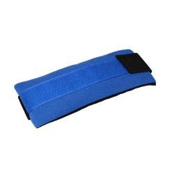 อุปกรณ์ประคบร้อนและเย็นแบบสายรัดหน้าผาก HOT COLD WRAP สีฟ้า