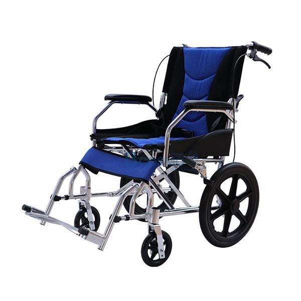 WC0705-BL-รถเข็นอลูมิเนียมอัลลอยล้อแม็ก-16-นิ้ว-สีน้ำเงิน-_01-1 3 เหตุผล ทำไมต้องเลือกซื้อรถเข็นผู้ป่วยกับ Bcosmo - จำหน่ายรถเข็นผู้ป่วย Blog