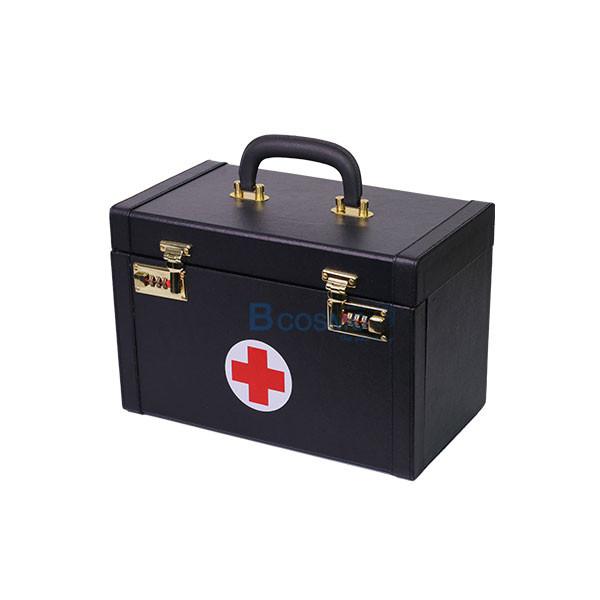 _04 เซ็ตกระเป๋าปฐมพยาบาลแบบหูหิ้ว พร้อมยา ส่งฟรี