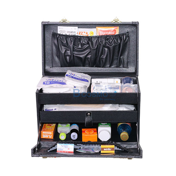 _05 เซ็ตกระเป๋าปฐมพยาบาลแบบหูหิ้ว พร้อมยา ส่งฟรี