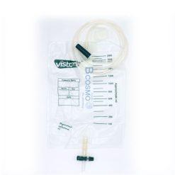 ถุงปัสสาวะผู้ใหญ่ แบบเทล่าง Urine Bag ยี่ห้อ Taining ชนิด T-Valve ขนาด 2,000 ml. แพ็ค 30 ชิ้น