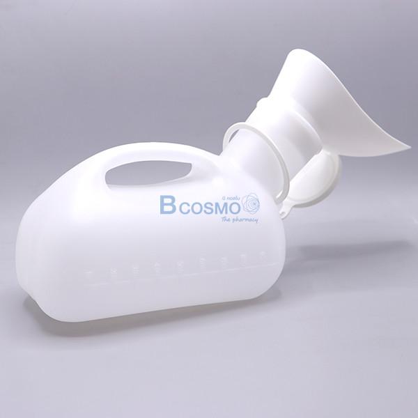 กระบอกปัสสาวะหญิงมีหูจับ 1000 ml