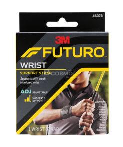 FUTURO SPORT Wrap Around Wrist ฟูทูโร่ พยุงข้อมือ ปรับกระชับได้ FREESIZE