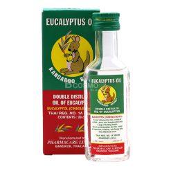 ยูคาลิปตัส ออยล์ จิงโจ้ KANGAROO EUCALYTUS OIL 28 ml.