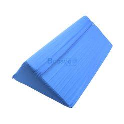 หมอนสามเหลี่ยม 50x25x20 สีน้ำเงิน