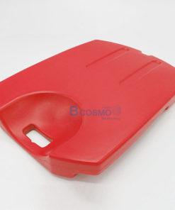 บอร์ด CPR สีแดง