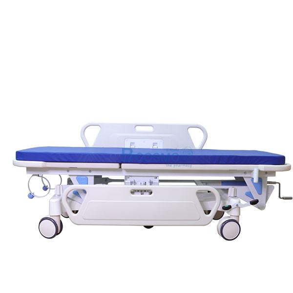 WC1601-รถเข็นเคลื่อนย้ายผู้ป่วย-แบบมือหมุน-1-ไก_5 รถเข็นเคลื่อนย้ายผู้ป่วย แบบมือหมุน 1 ไก