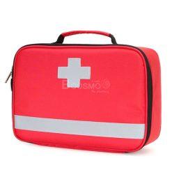 กระเป๋าฉุกเฉินแบบมีซิบกระเป๋าถือ 32x12x23 cm.
