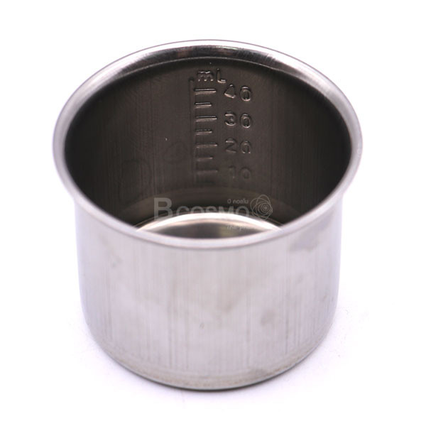 -40-ml.-CN-MT0082-40-1 ถ้วยสแตนเลส 40 ml.