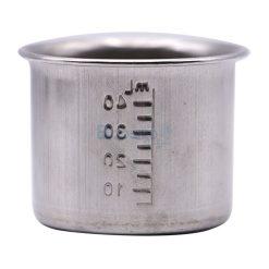 ถ้วยสแตนเลส 40 ml.