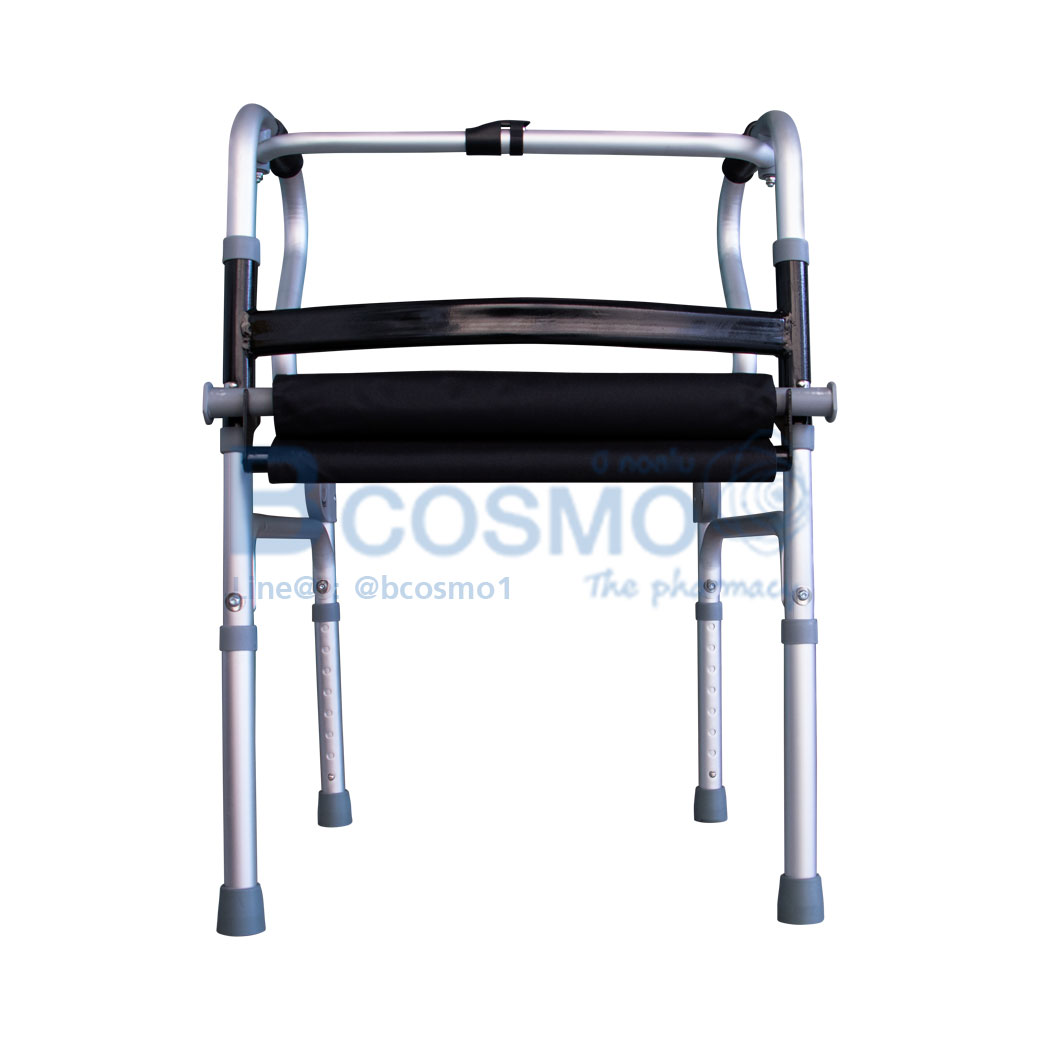 โครงดำ ที่นั่งผ้า WALKER EW0209 B 23