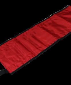 ผ้าประคองตัวผู้ป่วยพับได้ J&X ขนาด 73×23 cm. สีแดง