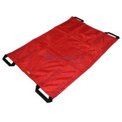 ผ้าประคองตัวผู้ป่วยพับได้ J&X สีแดง