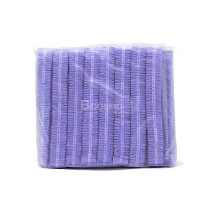 MT0226-1-300x300 หมวกตัวหนอนสีม่วง 1 แพ็ค 50 ใบ