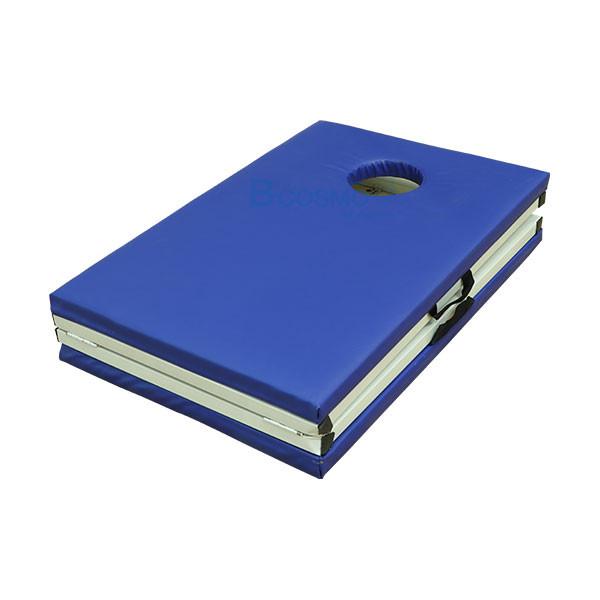 MT0804-BL-เตียงนวดพับได้-เหลี่ยม-สีฟ้า-180x60x65-cm_3 เตียงนวดพับได้ (เหลี่ยม) สีฟ้า 180x60x65 cm.