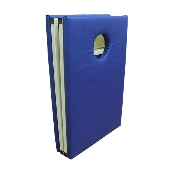 MT0804-BL-เตียงนวดพับได้-เหลี่ยม-สีฟ้า-180x60x65-cm_4 เตียงนวดพับได้ (เหลี่ยม) สีฟ้า 180x60x65 cm.