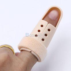 เฝือกนิ้วมือพลาสติกสีเนื้อ WK0 Size – [ S | M | L | XL | XXL | XXXL ]