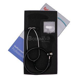 -STETHOSCOPE-SPIRIT-CK-S607P-สีดำ-เด็กเล็ก-MT0104-B-1-300x300 หูฟังแพทย์ STETHOSCOPE SPIRIT CK-S607P สีดำ ( เด็กเล็ก )