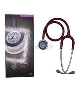 หูฟังแพทย์ STETHOSCOPE 3M รุ่น LITTMANN CLASSIC III BURGUNDY เลือดหมู