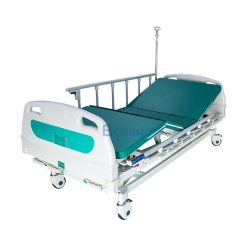 เตียงมือหมุน 3 ไกร์ หัวท้าย ABS ราวสไลด์สูง พร้อมเบาะนอน 4 ตอน