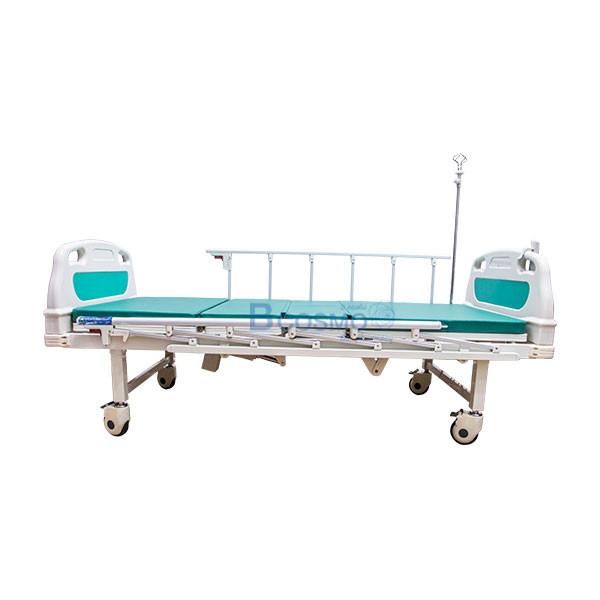 PB0109-GR-เตียงผู้ป่วยไฟฟ้า-2-ไก-YYY-B01AB01PB-หัวท้าย-ABS-ราวสไลด์สูง-พร้อมเบาะนอน-4-ตอน-3 เตียงผู้ป่วยไฟฟ้า 2 ไก หัวท้าย ABS ราวสไลด์สูง พร้อมเบาะนอน 4 ตอน