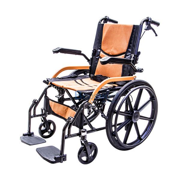 WC0606-2CO-รถเข็นอลูมิเนียมอัลลอยล้อแม็ก-20-นิ้ว-ทูโทนกาแฟ-1 รถเข็นอลูมิเนียมอัลลอยล้อแม็ก 20 นิ้ว ทูโทนกาแฟ Y86