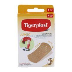 พลาสเตอร์ปิดแผล พลาสติกจัมโบ้ 7 ชิ้น Tigerplast