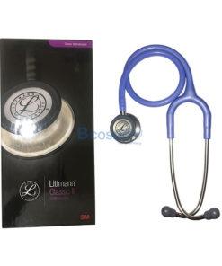 หูฟังแพทย์ STETHOSCOPE 3M รุ่น LITTMANN CLASSIC III CELI-BLUE สีฟ้าอ่อน
