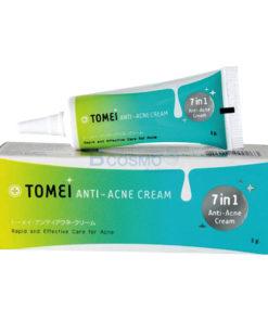 TOMEI Anti Acne Cream 5g โทเมอิ แอนตี้ แอคเน่ ครีม