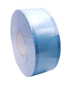 ซองสเตอร์ไรด์ 60 gsm STERILERIGHT FLAT 75mm.x200m. สีฟ้า