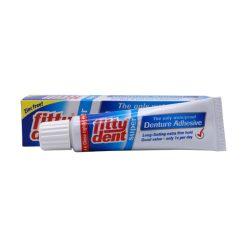 ครีมติดฟันปลอม FITTY DENT 40 g.