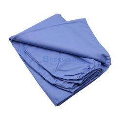 ผ้าปูเตียงผู้ป่วย เมดโปร รุ่นคลาสสิคแบบรัดมุม รุ่น PASS สี – [ สีฟ้า | สีเบจ | สีมินท์ | สีชมพู | สีม่วง ]