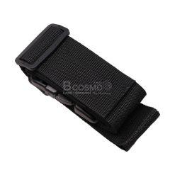 เข็มขัดนิรภัยสำหรับรถเข็น Haoyu Size 125×5 cm. สีดำ