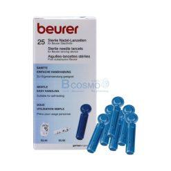 เข็มเจาะเลือด Beurer GL44 GL50 25 ชิ้น