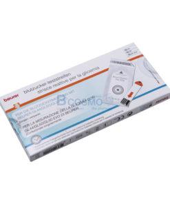 แผ่นตรวจวัดระดับน้ำตาลในเลือด Beurer GL44 GL50 GL50 evo 25 ชิ้น