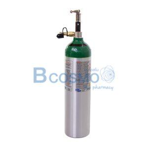 ท่อออกซิเจนอลูมิเนียม INVACARE 0.5 คิว