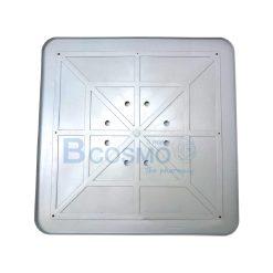 เบาะสี่เหลี่ยม สำหรับรถเข็น 43x43x3 cm.