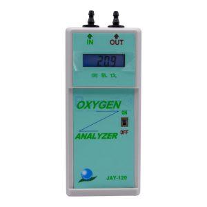 เครื่องวัดออกซิเจน Oxygen Analyzer LF-JAY-120