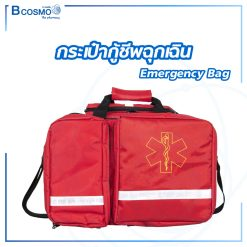 กระเป๋ากู้ชีพฉุกเฉิน Emergency Bag 44x30x18 cm.