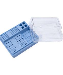 กล่องเครื่องมือทันตกรรม dental endo box 13x11x7 cm.