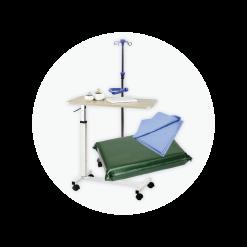อุปกรณ์ผู้ป่วยติดเตียง