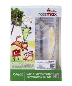 เครื่องวัดอุณหภูมิทางหู ROSSMAX Infrared RA600