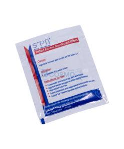 กระดาษแอลกอฮอลล์ Trident Alcohol Disinfectant Wipes