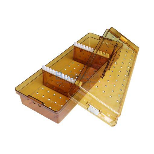 นึ่งฆ่าเชื้อ Sung Kwan Laparoscopic Instrument case 635x255x155 mm. 9 1
