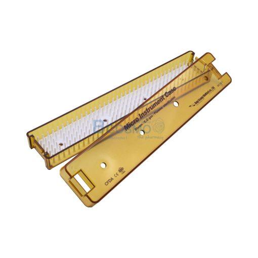 นึ่งฆ่าเชื้อ Sung Kwan Micro Instrument 1 Floor Case 250x50x25 mm. MT 3 1