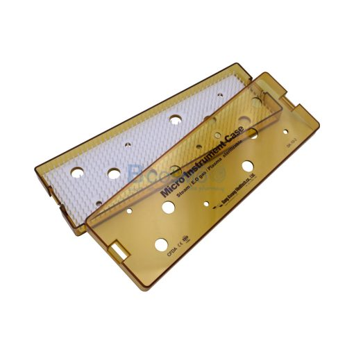 นึ่งฆ่าเชื้อ Sung Kwan Micro Instrument 1 Floor Case 300x100x25 mm. 5 1