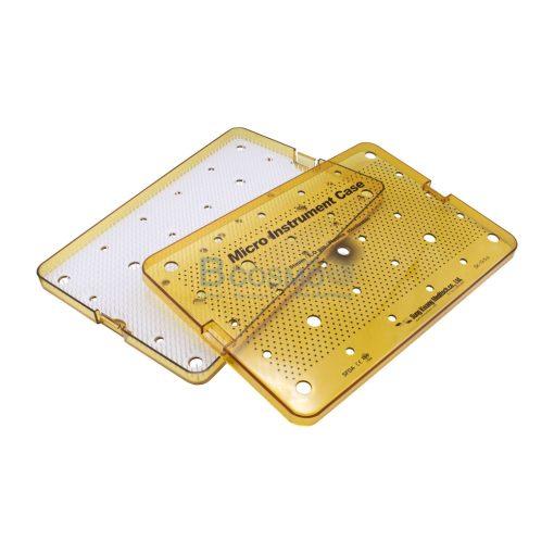 นึ่งฆ่าเชื้อ Sung Kwan Micro Instrument 1 Floor Case 380x260x30 mm. 7 1
